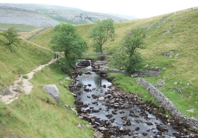 The River Twiss at Ravenray Bridge