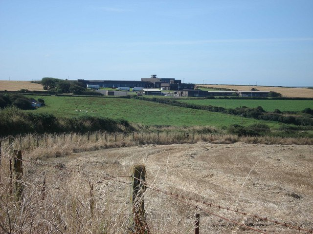 Farmland near Bryngwyn, Brawdy