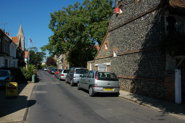 Reading Street, St Peter's, near Broadstairs