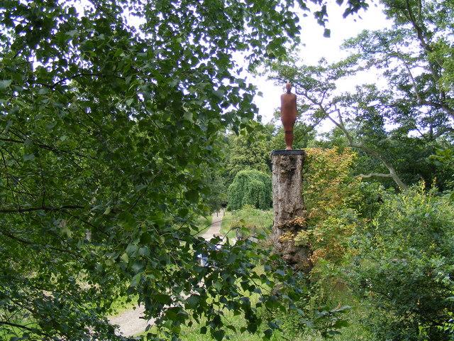Yorkshire Sculpture Park, summer 2007