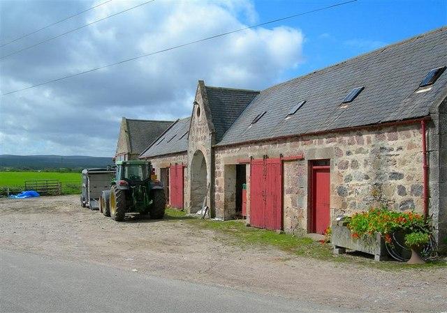 Midfleenas Farm