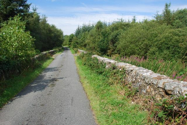 Pont Ynys Creua