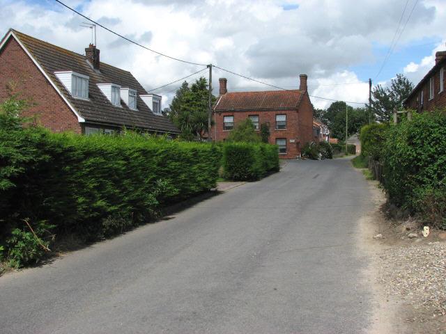 Halls Corner Road