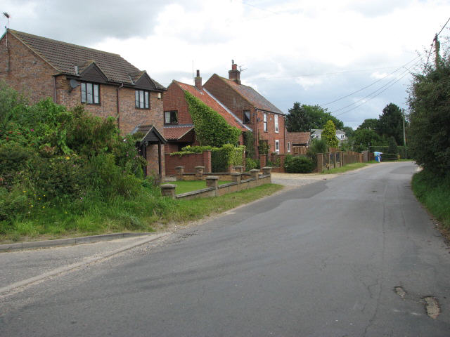Houses on Brick Kiln Road