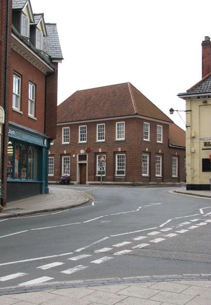 Aylsham Post Office