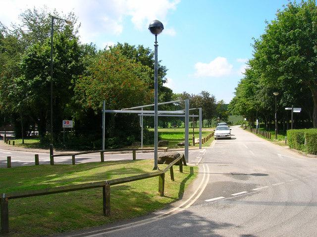 Sports Centre Road