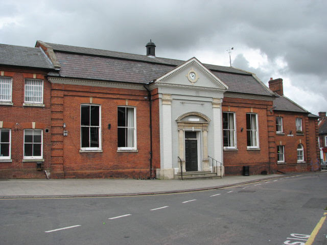 Town Hall, Aylsham