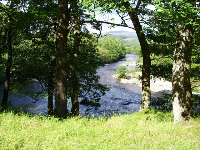 The River Minnoch at Holm