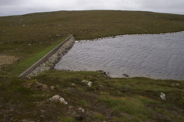 The other dam at Helliers Water