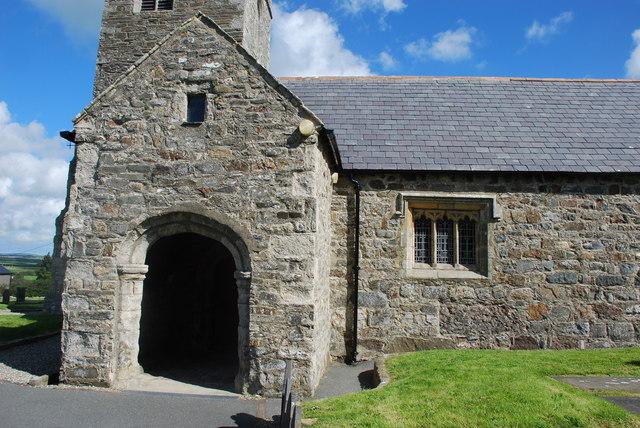 Eglwys S Engan Llanengan