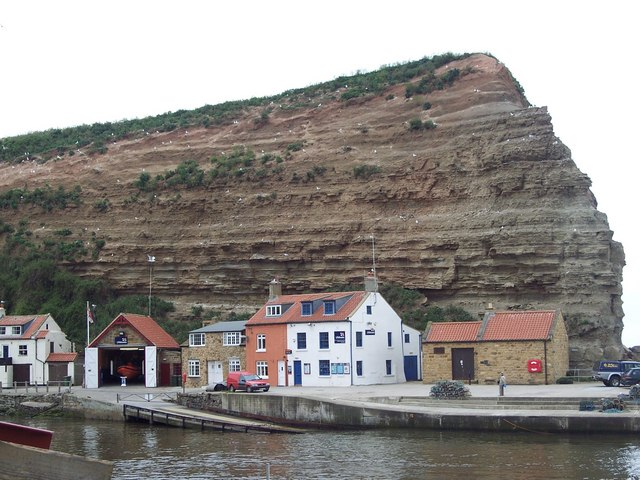 Staithes Lifeboat Station