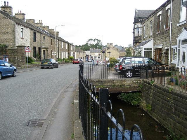 Water Street, Earby