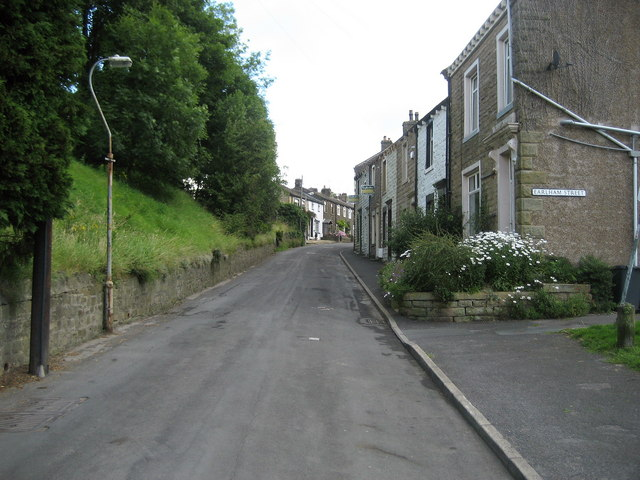 Red Lion Street, Earby