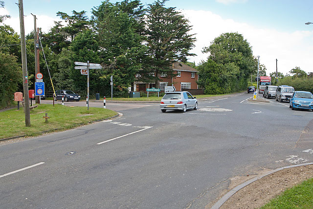 Crossroads at Wootton Common