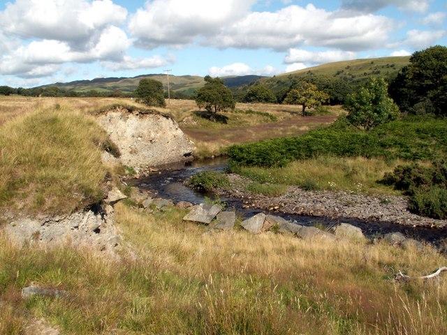 The Afon Teifi