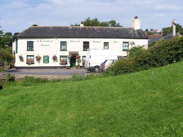 The Church House Inn, Stokenham