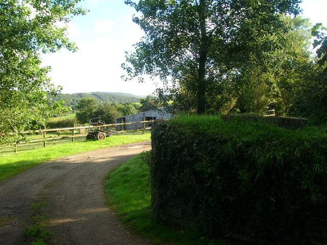 Littlewood Farm west entrance