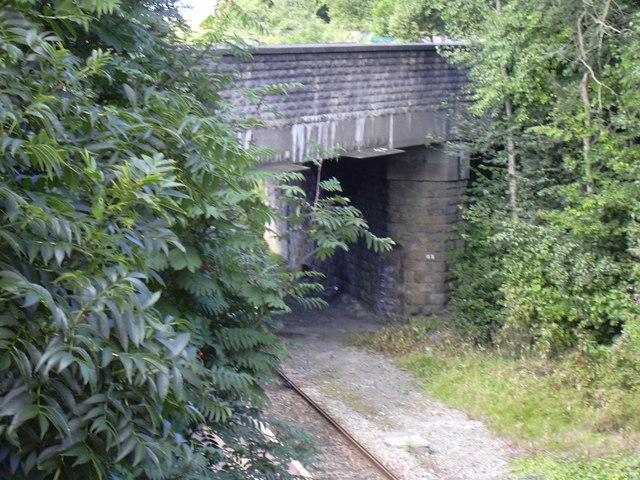 Padiham Road, Bridge.