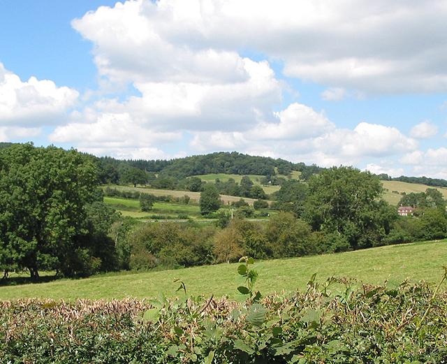 Countryside near Eastnor