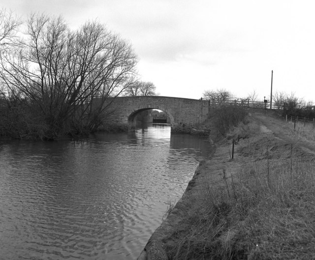 Culham Cut Bridge, River Thames