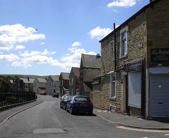 Monk Hall Street.