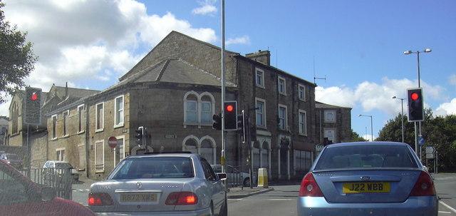 The Mitre Junction, Burnley
