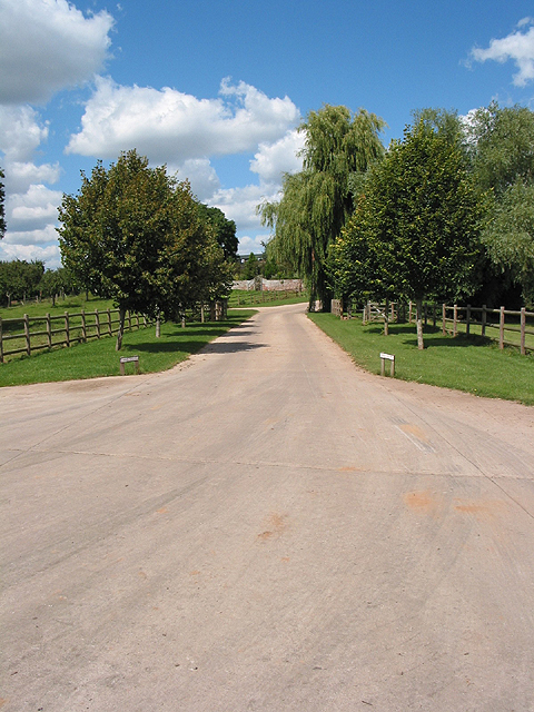 Entrance to Rose Hill Farm