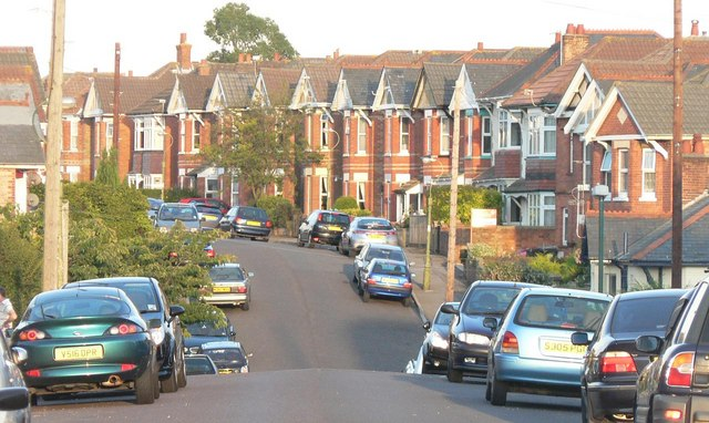 Suburban Bournemouth