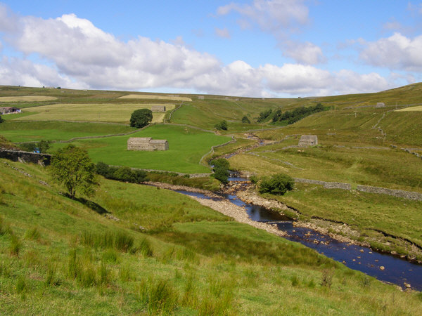 Start of the River Swale