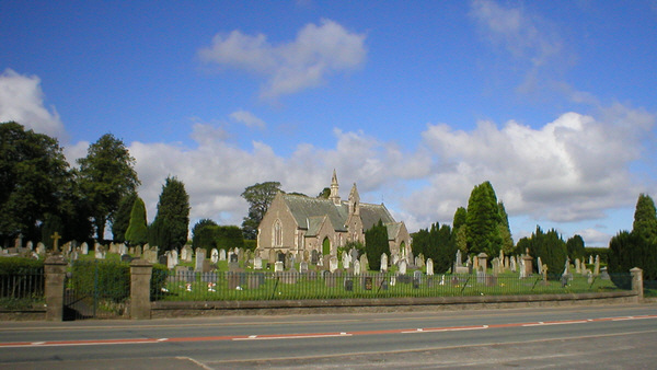 Cemetery at Kirkby Stephen