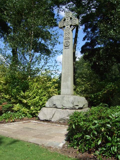 Gordon Highlanders' Monument