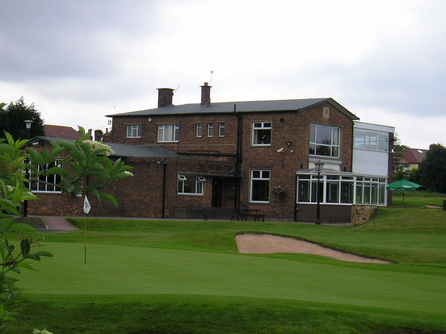 Grange Park Golf Club, Prescot Rd. St. Helens