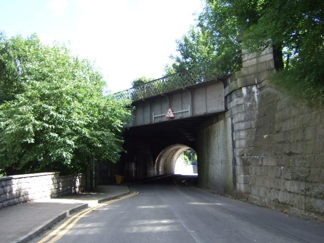 Tunnel at Ferryhill rail junction