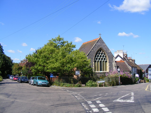 St Martha's Methodist Church, Tring