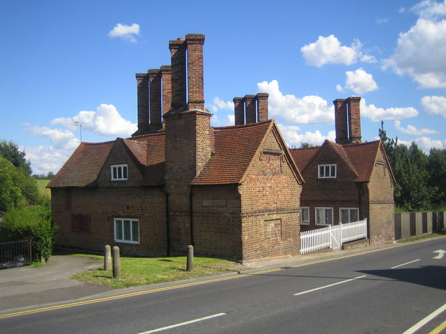 Harefield: The Countess of Derby's Almshouses