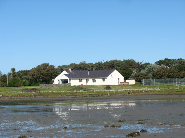 'The Bungalow' from Ynys Leurad
