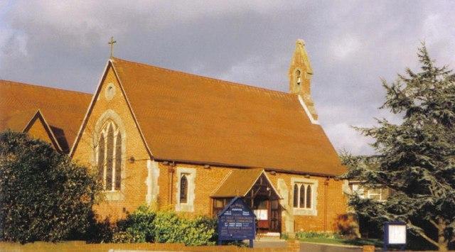 Mudeford: parish church of All Saints