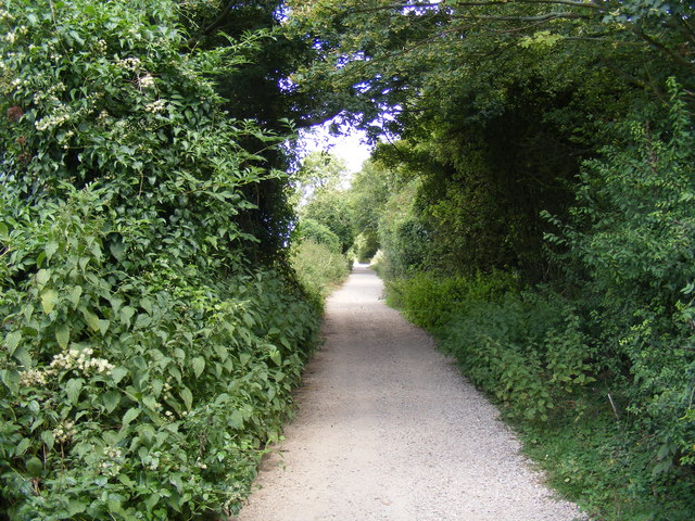 Footpath from Great Offley to Hitchin