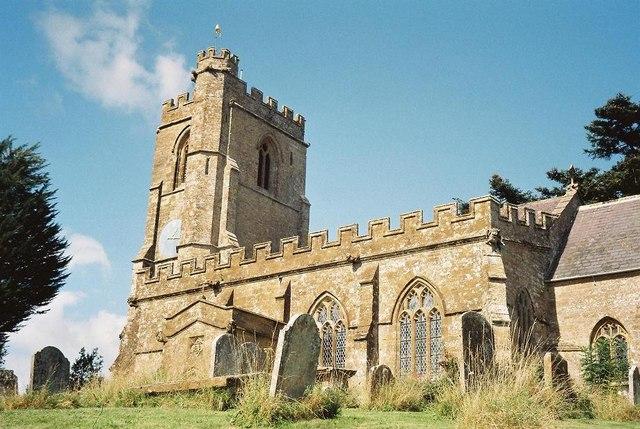 Netherbury: parish church of St. Mary