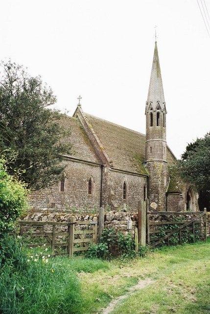 North Poorton: parish church of St. Mary Magdalene