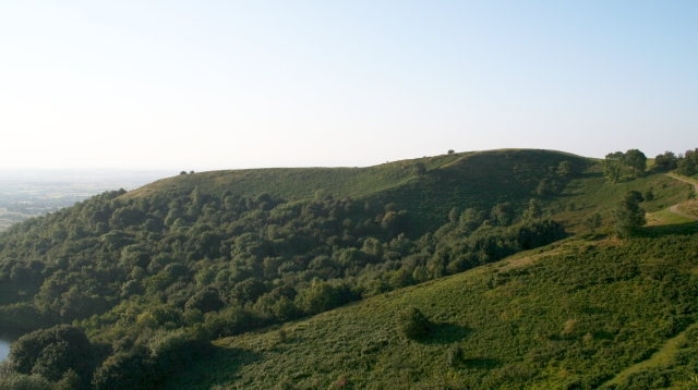Broad Down from Herefordshire Beacon