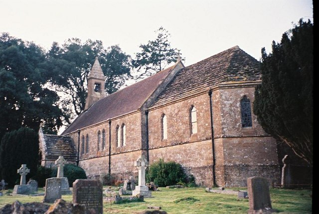 Oborne: parish church of St. Cuthbert