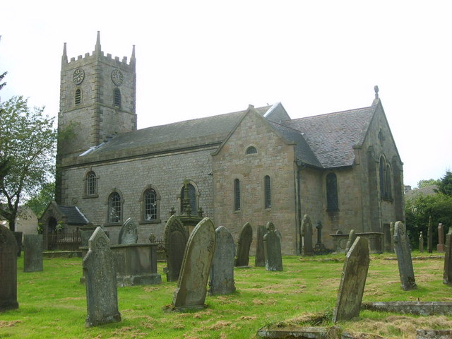 St Lawrence Church, Warslow