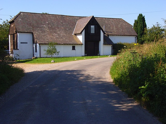 Tunlands Farm Barn