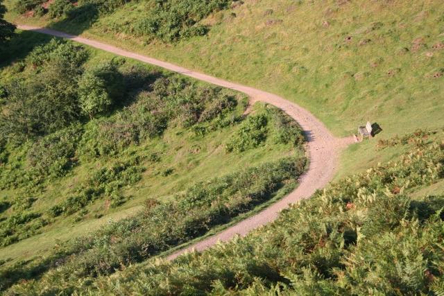 Parabolic Path, Herefordshire Beacon