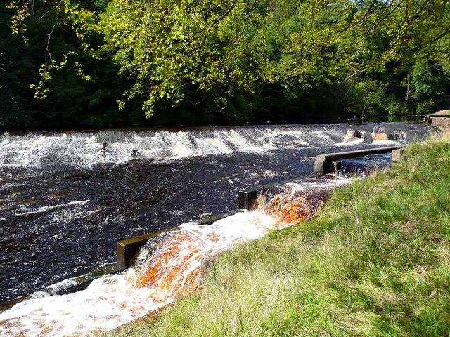River Ayr at Catrine
