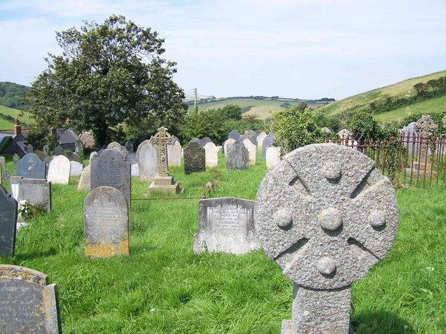Chivelstone Churchyard