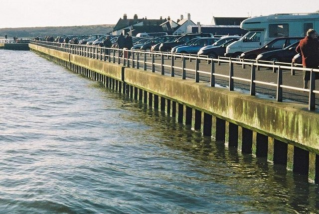 Mudeford: the quay's edge