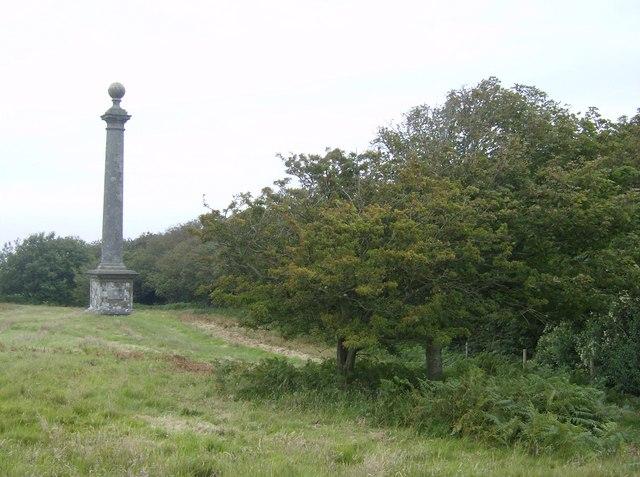 Hoy's monument