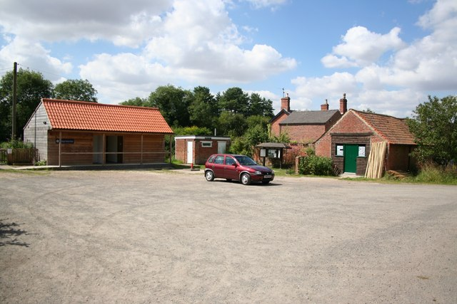 Chambers Farm Visitor Centre